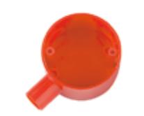 <em style='color:red'>PVC</em><em style='color:red'>单通暗装灯头盒</em>图片