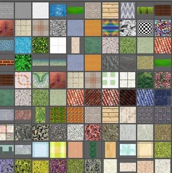 藝術圖案磚圖片