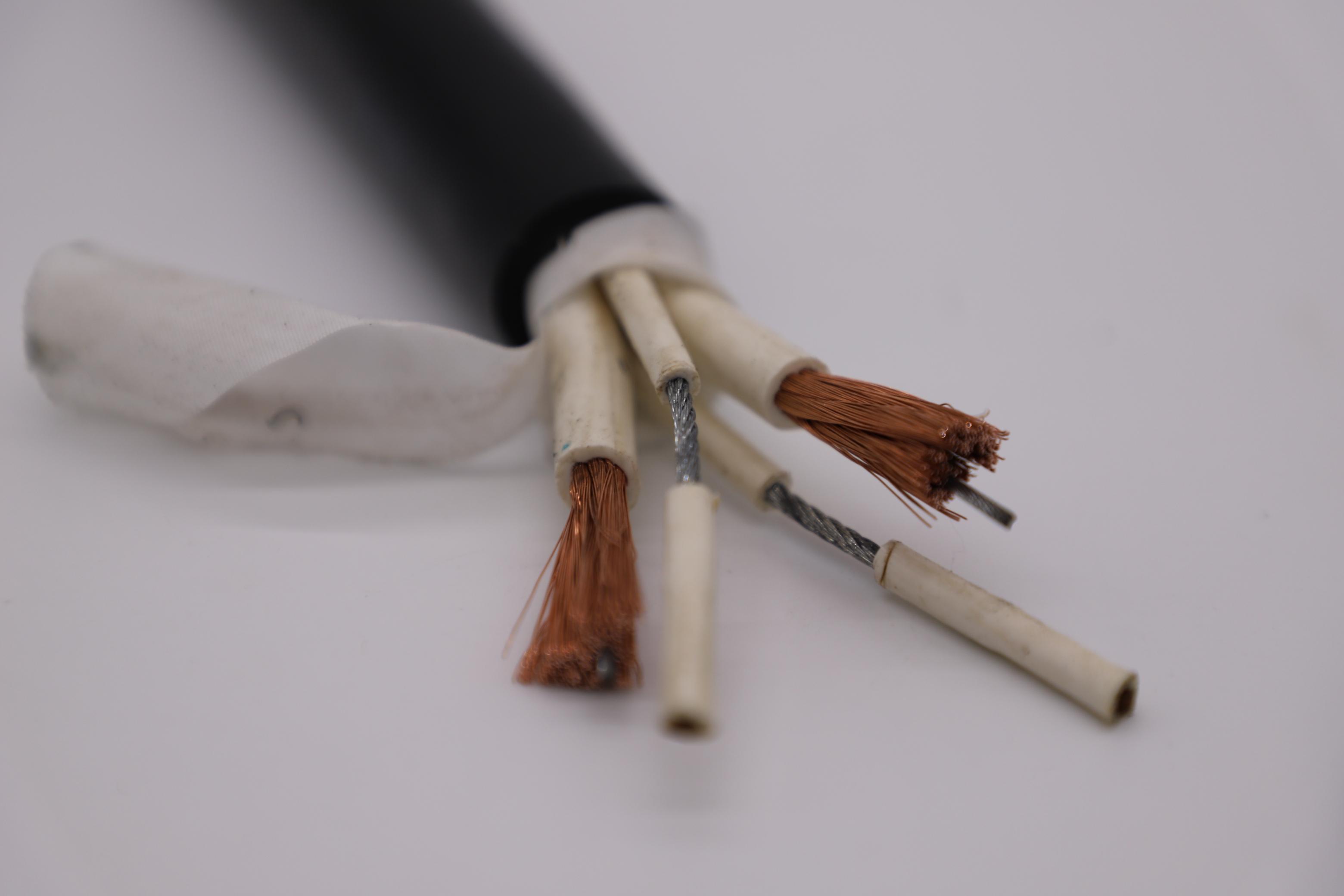 <em style='color:red'>双钢</em>丝电磁吸盘、电缆卷筒专用电缆图片