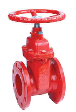 <em style='color:red'>法兰</em><em style='color:red'>式</em><em style='color:red'>暗杆软密封闸阀</em>图片