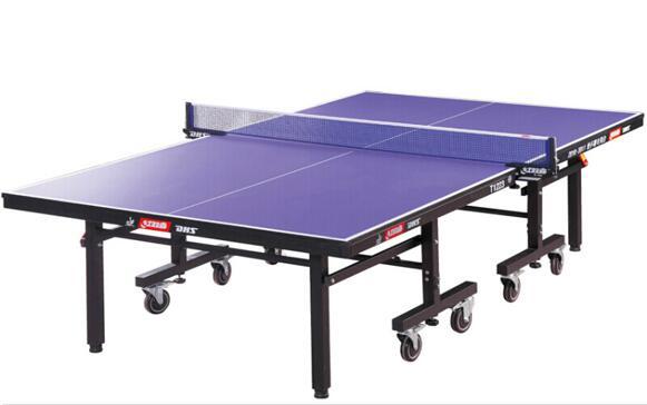 高级单折式<em style='color:red'>乒乓球台</em>图片