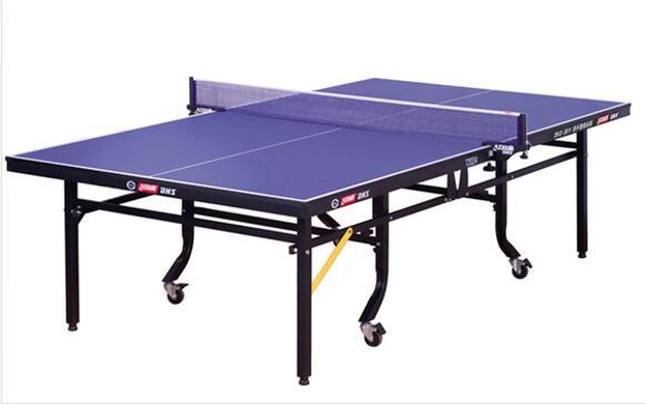 整体折叠式<em style='color:red'>乒乓球台</em>图片