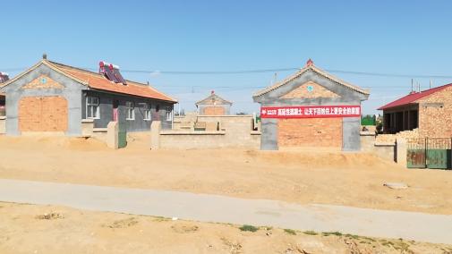 宁夏某农村改造工程